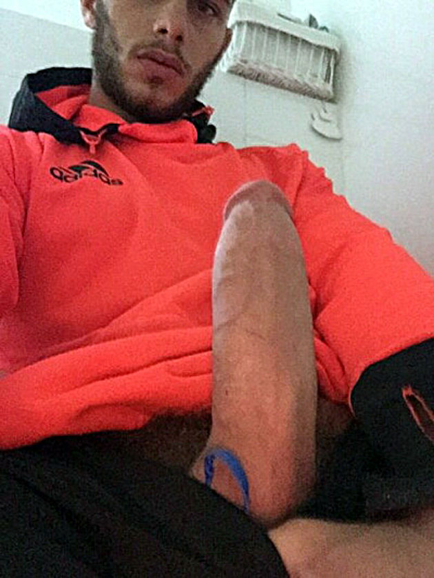 Younis Rashid has a big cock