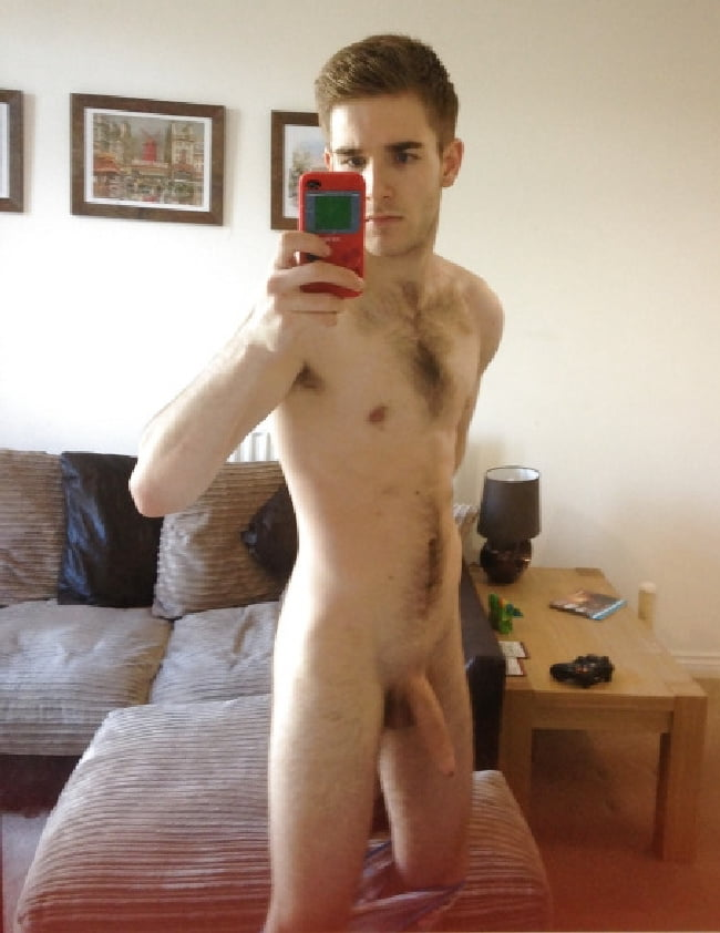 sexy gay guy naked